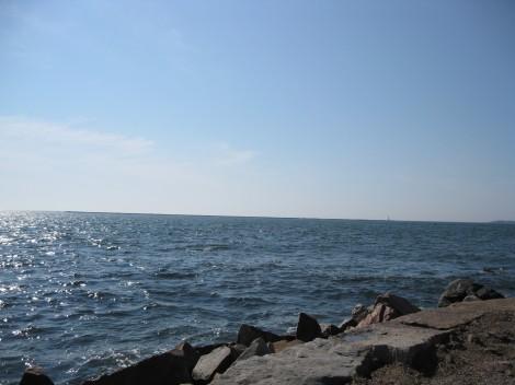 One last look at the ocean!