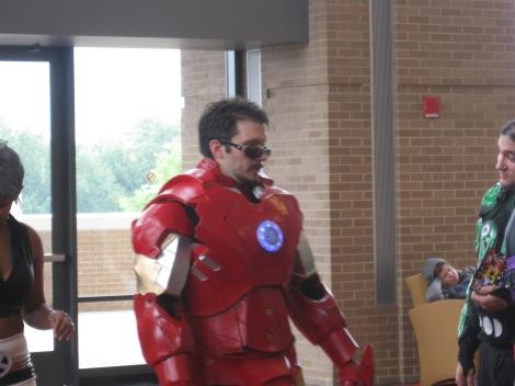 Tony Stark sighting!