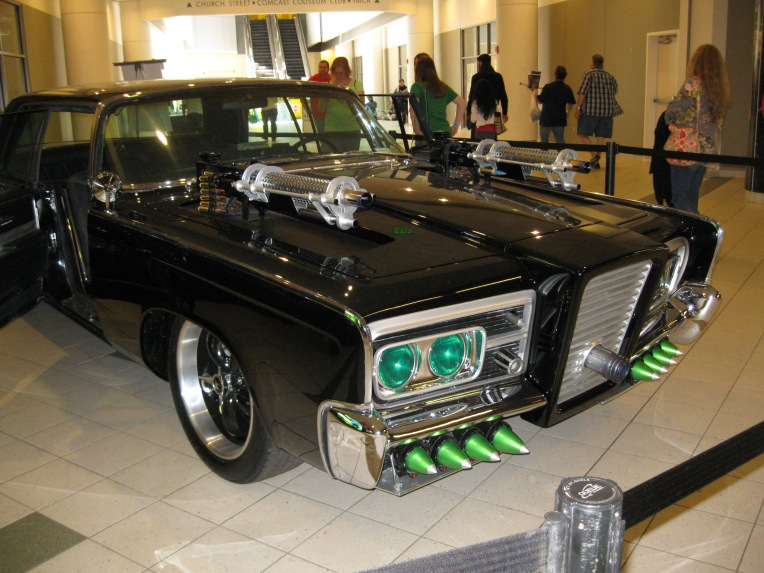 Bad movie, but awesome car!!